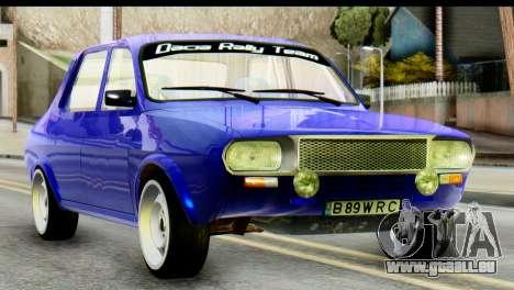 Dacia 1300 B 89 WRC pour GTA San Andreas