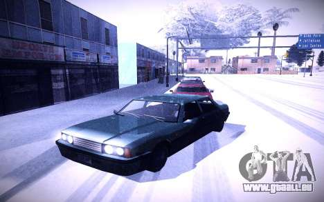 Sunny 2 ENBSeries für GTA San Andreas dritten Screenshot
