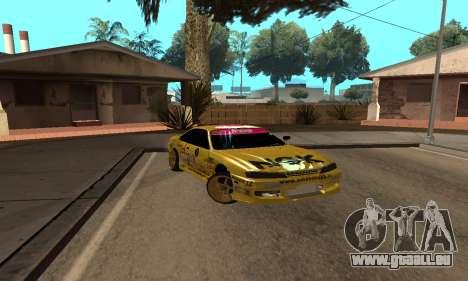 Nissan Silvia S14 NGK pour GTA San Andreas