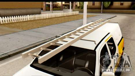 Toyota Hilux Meraclo Utility 2010 für GTA San Andreas rechten Ansicht