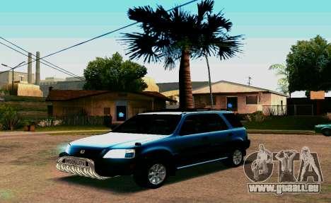 Honda CR-V pour GTA San Andreas