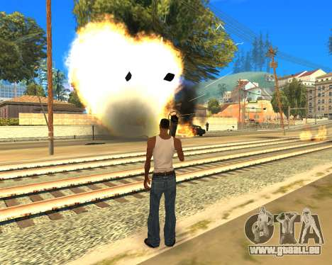Effect Mod 2014 By Sombo pour GTA San Andreas