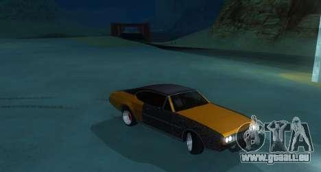 Clover JDM pour GTA San Andreas