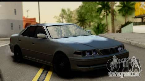 Toyota Mark 2 Stock pour GTA San Andreas