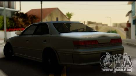 Toyota Mark 2 Stock für GTA San Andreas linke Ansicht