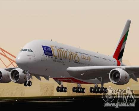 Airbus A380-800 Emirates (A6-EDJ) für GTA San Andreas