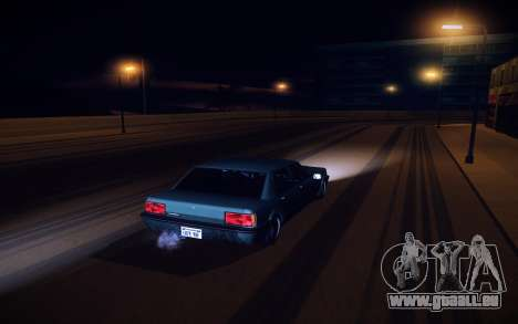 Sunny 2 ENBSeries für GTA San Andreas zweiten Screenshot