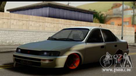 Toyota Corolla ENS Tuning pour GTA San Andreas