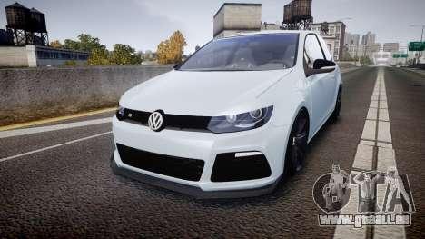 Volkswagen Golf R für GTA 4