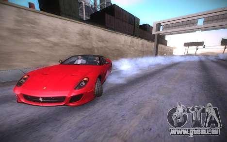ENB infinity Beta Edition für GTA San Andreas siebten Screenshot