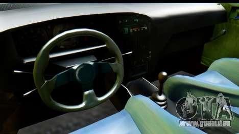 Dacia 1300 B 89 WRC für GTA San Andreas rechten Ansicht