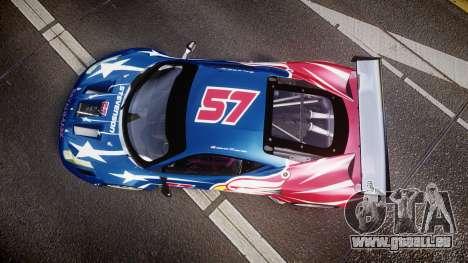 Ferrari 458 GT2 Stevenson Racing für GTA 4 rechte Ansicht