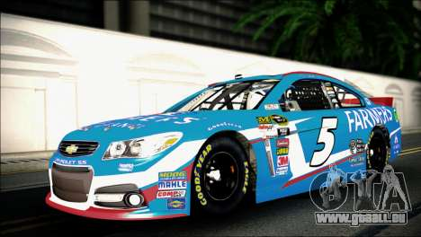 Chevrolet SS NASCAR Sprint Cup Series 2013-2014 pour GTA San Andreas