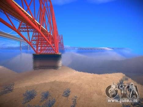 ENB infinity Beta Edition für GTA San Andreas zweiten Screenshot