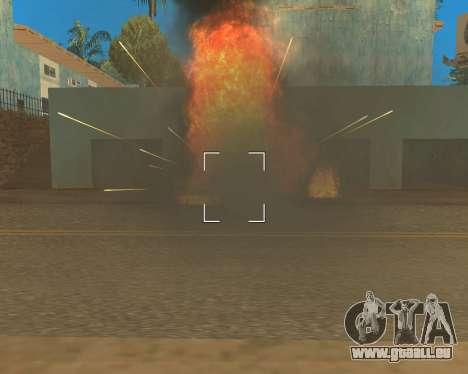 Effect Mod 2014 By Sombo pour GTA San Andreas septième écran