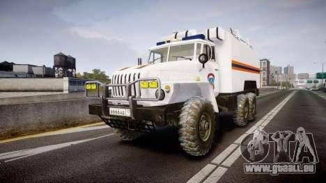 Ural 4320 MES für GTA 4