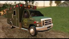 Ford E450 Ambulance SANG Tactical Rescue