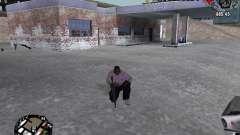 C-Hud OLD für GTA San Andreas