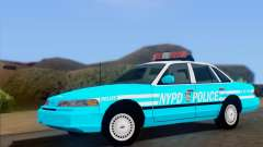 Ford Crown Victoria NYPD Blue