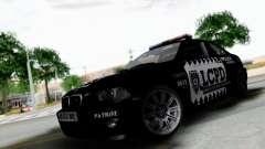 BMW M3 E46 Police für GTA San Andreas