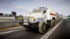 Ural 4320 MES