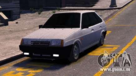 Lada 2109 für GTA 4