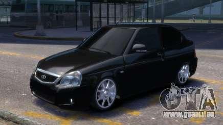 VAZ 2172 R17 pour GTA 4