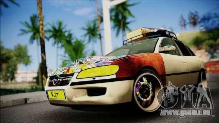 Opel Omega RAT für GTA San Andreas