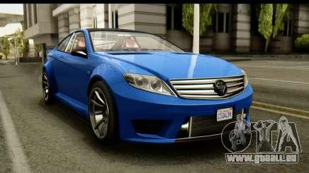 GTA 5 Benefactor Schwartzer IVF pour GTA San Andreas