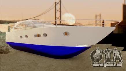Speed Yacht für GTA San Andreas