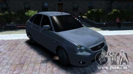 VAZ Priora 2172 pour GTA 4