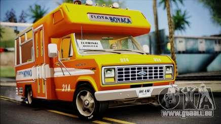 Ford E-150 Bus für GTA San Andreas