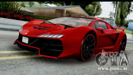 GTA 5 Pegassi Zentorno pour GTA San Andreas