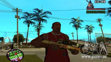 AWP Dragon Lore CS:GO pour GTA San Andreas