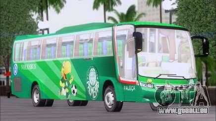 Busscar Vissta Buss LO Palmeiras für GTA San Andreas