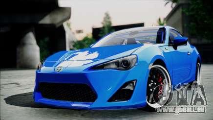 Scion FR-S für GTA San Andreas