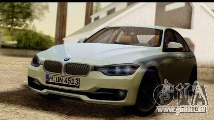 BMW 335i E92 2012 für GTA San Andreas