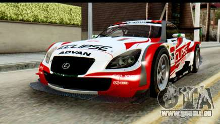 Lexus SC430 2008 für GTA San Andreas
