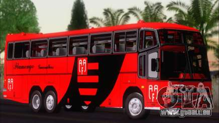 Marcopolo Paradiso G4 Flamengo Guarulhos pour GTA San Andreas