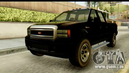 GTA 5 Vapid Sadler pour GTA San Andreas