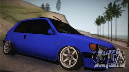 Peugeot 106 GTI F Tuning pour GTA San Andreas