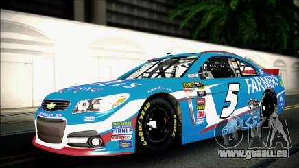 Chevrolet SS NASCAR Sprint Cup Series 2013-2014 für GTA San Andreas