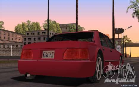 ENB for Tweak PC für GTA San Andreas dritten Screenshot