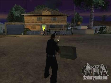 SCHNUR für GTA San Andreas achten Screenshot