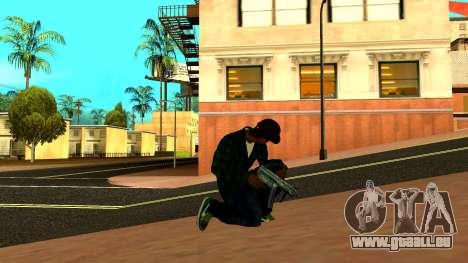 Weapon Pack pour GTA San Andreas sixième écran