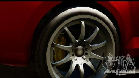 GTA 5 Maibatsu Penumbra IVF pour GTA San Andreas vue de droite