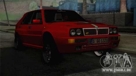 Lancia Delta EVO pour GTA San Andreas