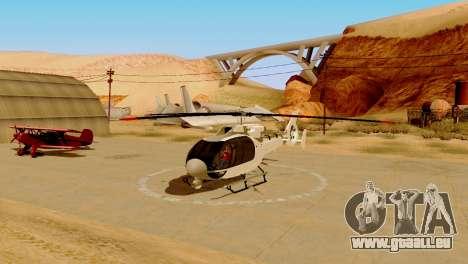 DLC-garage von GTA online-Marke neue transport für GTA San Andreas