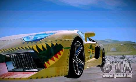 ANCG ENB pour de faibles PC pour GTA San Andreas septième écran