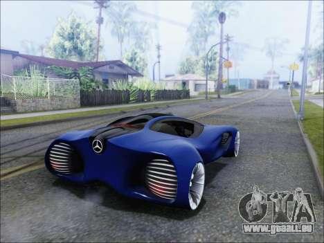 Mercedes-Benz Biome für GTA San Andreas linke Ansicht